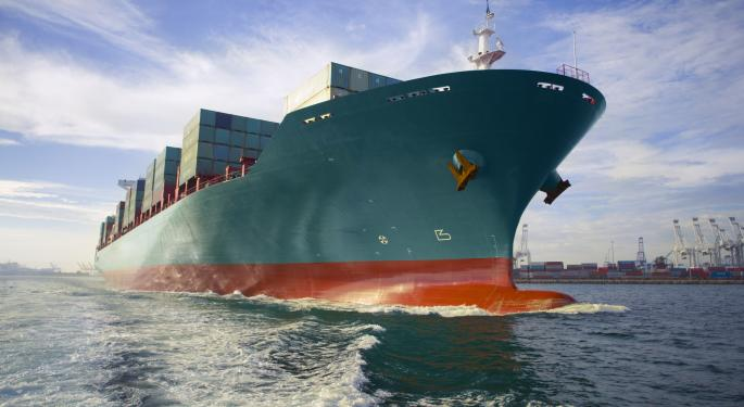 Shipping Stocks Rally On Increased Output
