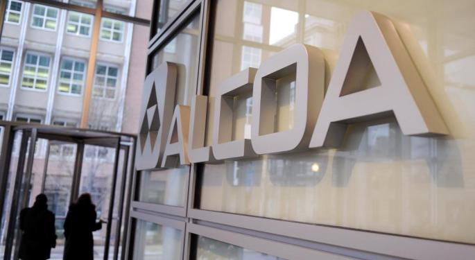 Will Materials-Proxy Alcoa, Banks Set Tone For Challenging Earnings?