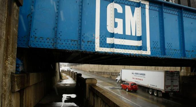 Morgan Stanley Upgrades GM, Sees Potential 'Radical Strategic Changes'