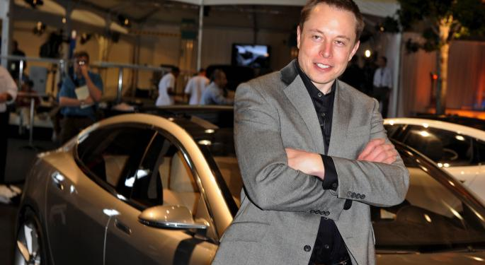 Elon Musk Teases Something 'Fairly Controversial' Regarding Tesla Patents