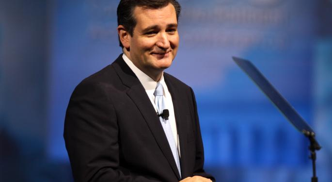 Presidential Hopeful Ted Cruz Intends To Kill The IRS If Elected