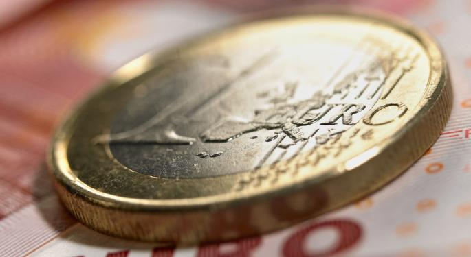 Euro Weighed Down By Eurozone Data