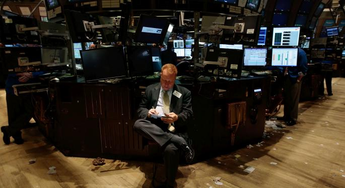 The Day The NYSE Stopped Working