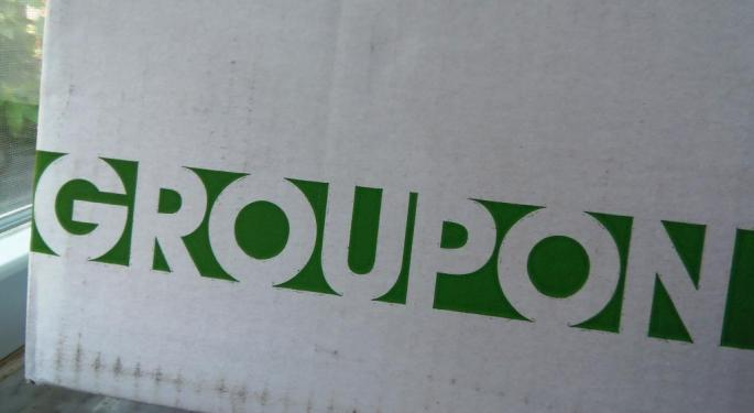 Groupon Falls After Q3 Earnings Miss