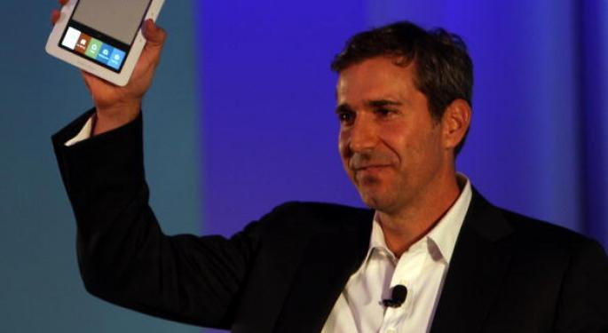 Will Barnes & Noble's $129 Nook Sell as Fast as Hewlett-Packard's $99 TouchPad? BKS, HPQ