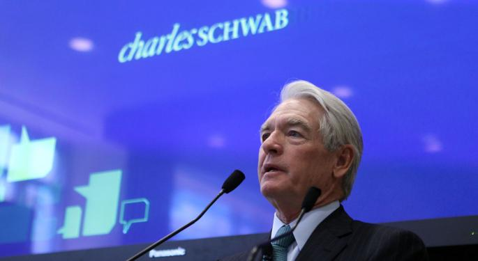 A Look At Charles Schwab's Approach To Technology