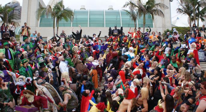 Hollywood Seeks Salvation At San Diego Comic-Con In Midst Of Summer's Box Office Slump