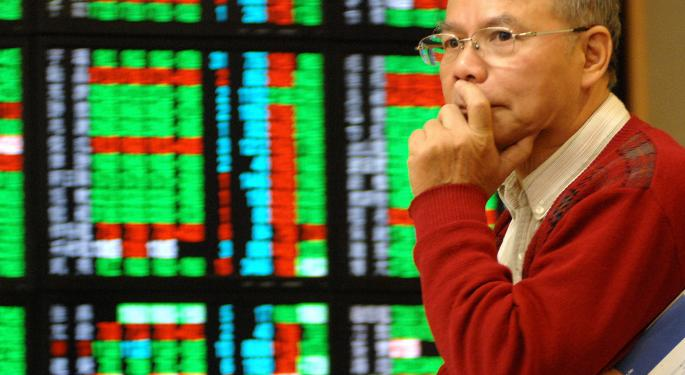 International Equities Weak And Chinese Equities Strong - Is That Set To Change?