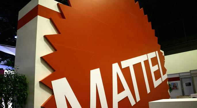 The Goldman Research Note Pushing Mattel Stock Higher