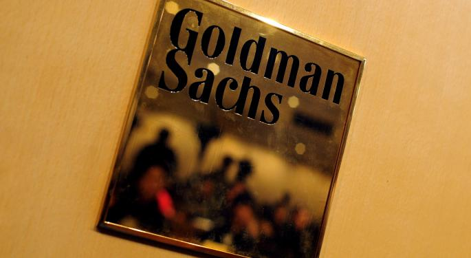 Goldman's Giant Auto Call: Rotating From GM To Ford