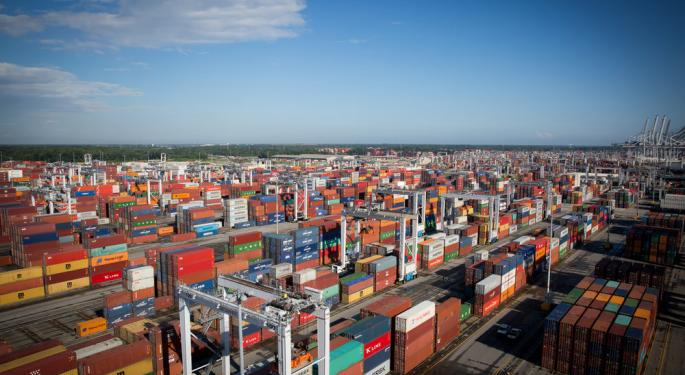 US Container Imports On Downward Path As 'Pull Forward' Becomes 'Air Pocket'