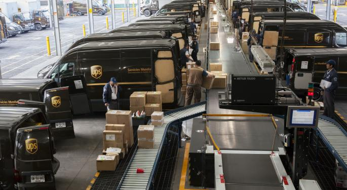 FedEX, UPS Among Goldman's Recommendations Ahead Of Peak Freight Season