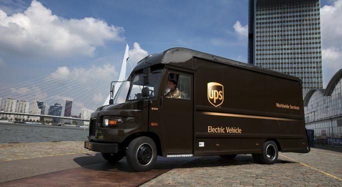 UPS Pilots Keyless Deliveries In New York City