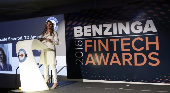 The 2017 Benzinga Global Fintech Awards Will Include An 'Unprecedented Group' Of Judges