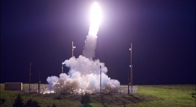 Message To North Korea? US Rocket Launched From Alaska Successfully Intercepts Target Missile From Over Hawaii