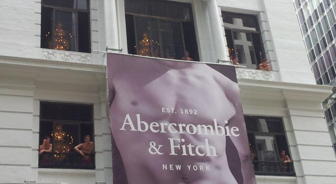 Abercrombie & Fitch Reveals New Branding, Says Will Do Largest Advertising Campaign To Date