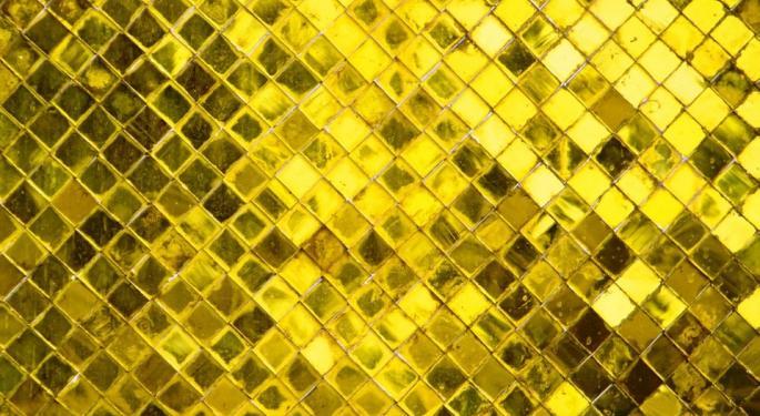 Traders Scamper Back To Leveraged Gold Miners ETFs