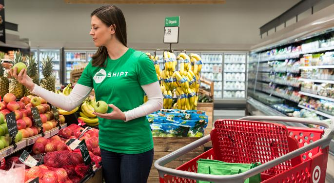 Target Joins Same-Day Delivery Wars With Shipt