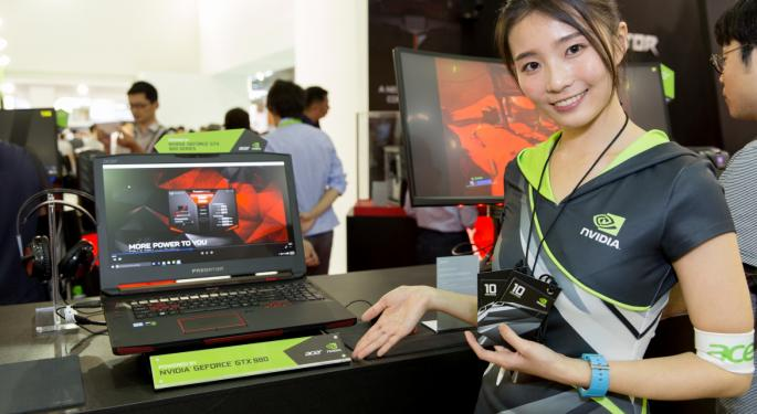 Why Nvidia's Strategy Hints At A 'Fast-Rising' Stock Price