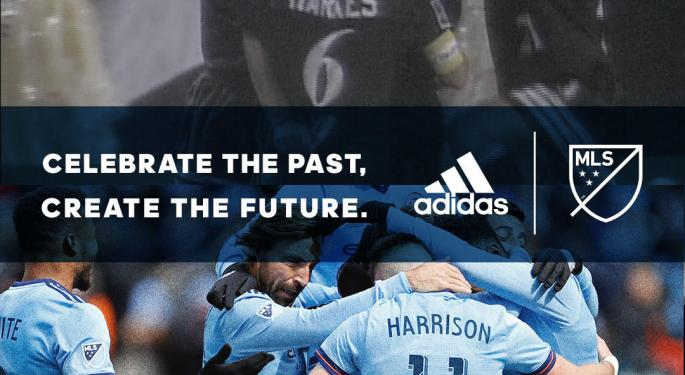 Adidas Signs $700 Million Extension With MLS, Its Largest Investment In US Soccer