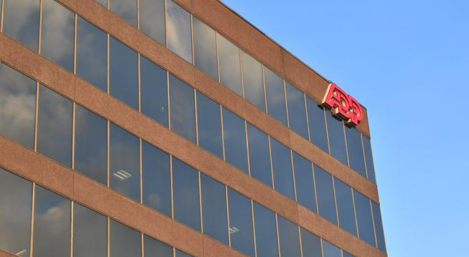 ADP Vs. Paychex: Bank Of America Changes Its Preference