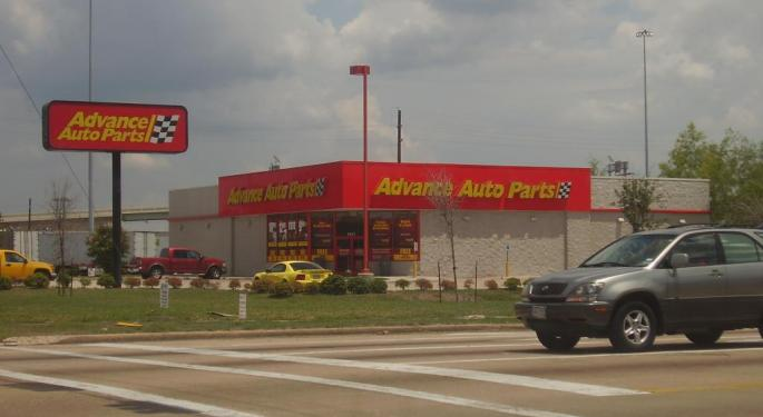 Citi No Longer Bearish On Advance Auto Parts