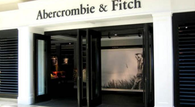 Amid Takeover Reports, Abercrombie & Fitch Flies On Eagle's Wings