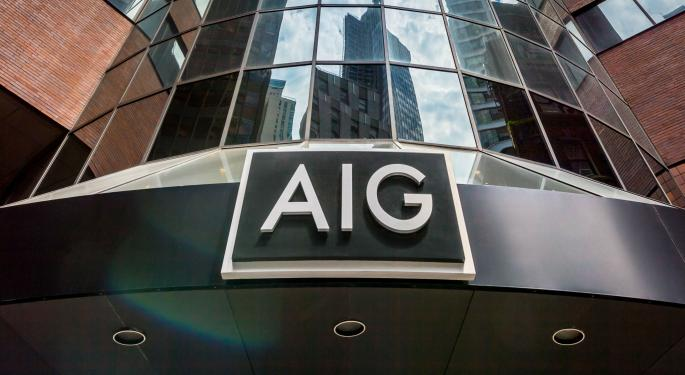 Goldman Turns Bullish On AIG Ahead Of Projected Q4 Catalyst