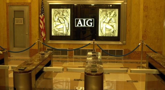 Despite Activists, AIG Core Seen As 'Weaker' By Analysts
