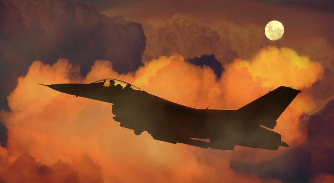 Time Is Right To Stick With Aerospace And Defense ETFs