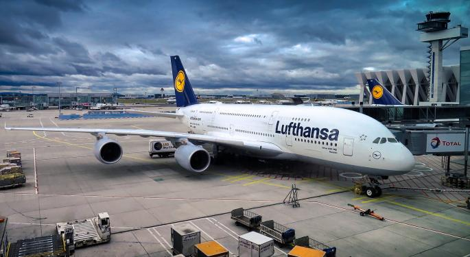 Threat Of Another Lufthansa Strike Dropped — For Now