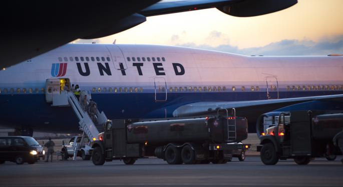 United Airlines Expects Spending Spike To Cover New Aircraft Deliveries