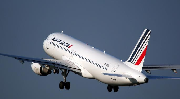 Air France-KLM Announces Five-Year Restructuring Plan