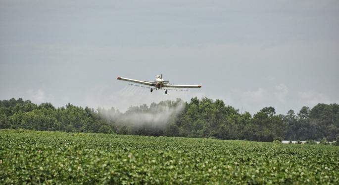 Arkansas Bans Crop-Damaging Chemical: How Big Of An Herbicide Market Is Lost?