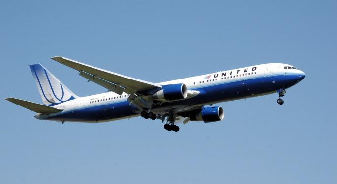 Vetr Crowd Upgrades United Continental Holdings
