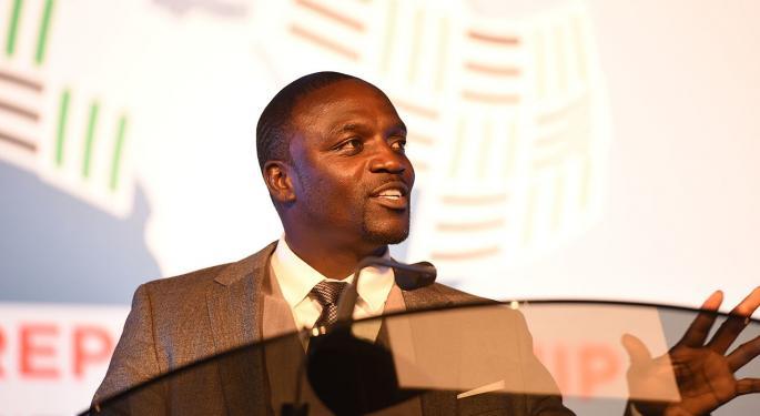 Musician, Entrepreneur Akon Kicks Off Development Of 'Akon City'
