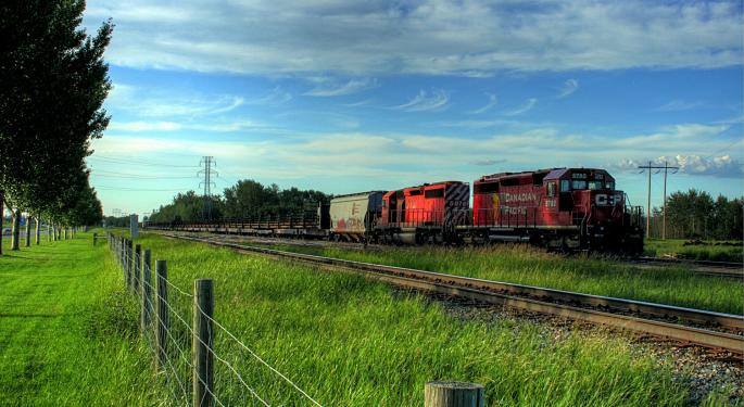 Could Q2 Mark The Bottom For Canadian National Railway's Volume Woes?