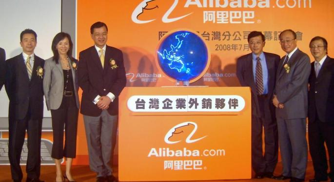 Alibaba's Under-The-Radar Technical Breakout