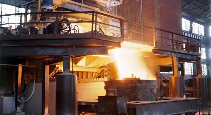 Goldman Sachs Downgrades US Steel To Sell