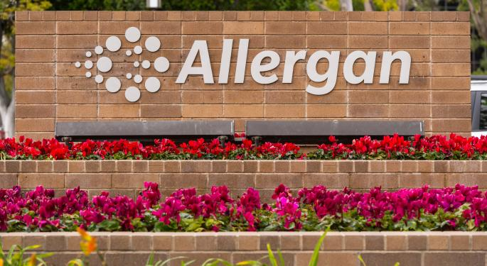 Allergan's Q3 Sales Get A Facelift From Botox; AbbVie Deal On Track
