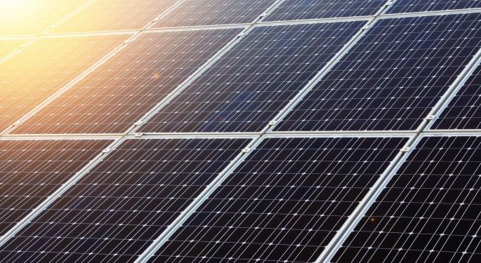 Bank Of America Cites Chinese Policy Decision In First Solar Downgrade