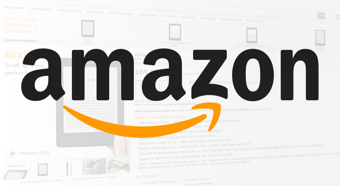 Why Is The Street So Optimistic About Amazon?