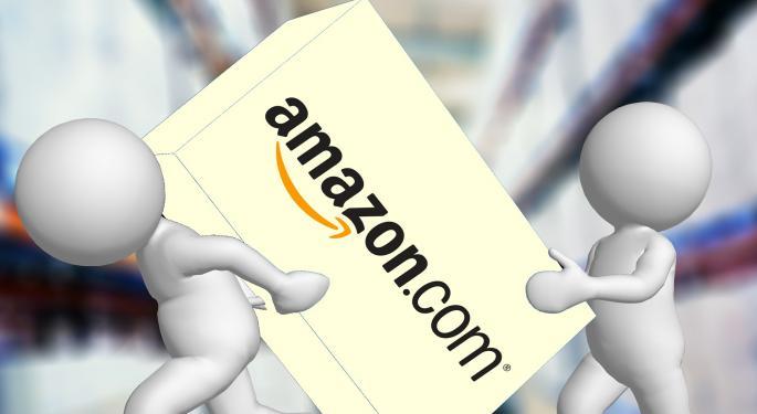 Wall Street Overwhelmingly Bullish On Amazon's Quarter