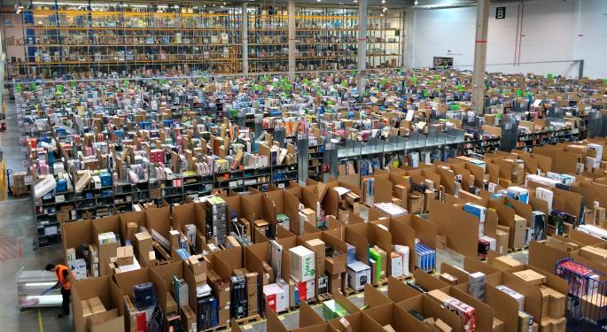Amazon Posts Big Q4 Earnings Beat, Weak Q1 Sales Guidance