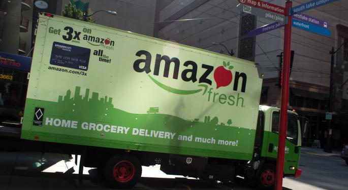 Why Amazon Should Acquire GrubHub Next