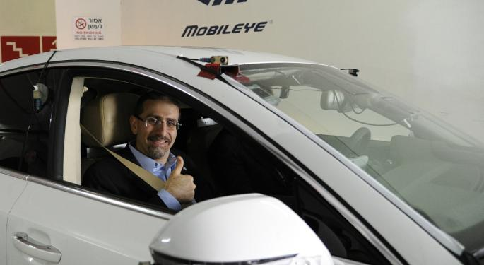 Mobileye's Technology Not Suited For Autonomous Driving