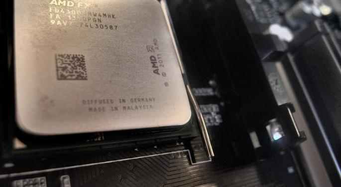 Analysts Look For Silver Lining In AMD's Q3 Print