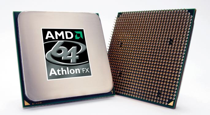 Advanced Micro Devices Performing Well With New CEO At The Helm