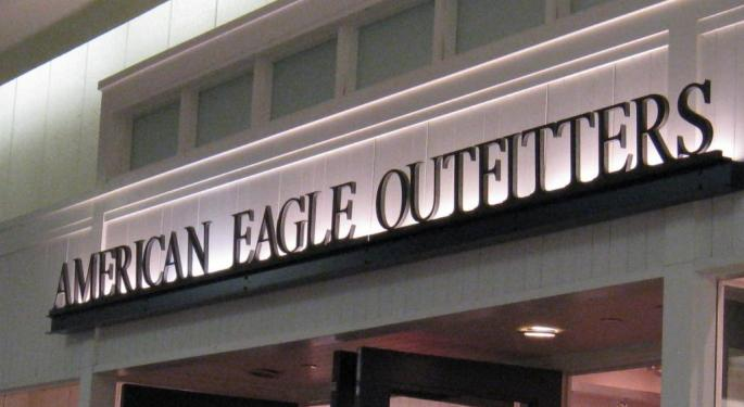 American Eagle Shares Fall On Mixed Q4 Earnings, Aerie Comps Up 23%