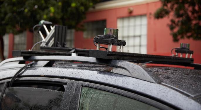 San Francisco Startup Ouster Launches New LiDAR System To Accelerate Autonomous Vehicle Timeline